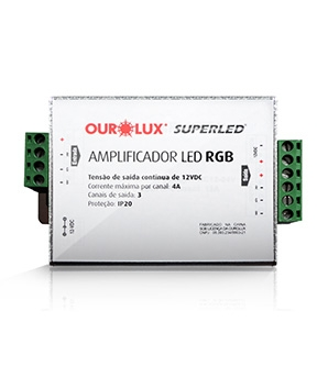 SUPERLED AMPLIFICADOR
